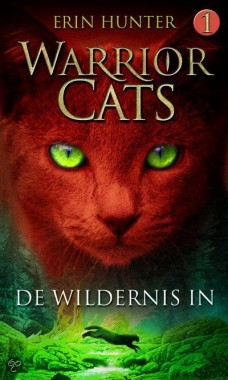 warrior cats-de wildernis in